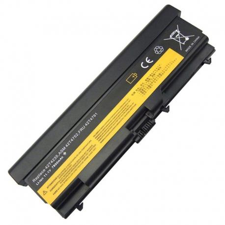 باتری 9 سلولی لپ تاپ Lenovo ThinkPad T410