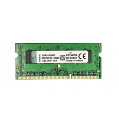 رم لپ تاپی کینگستون DDR3 1600 ظرفیت 8 گیگابایت