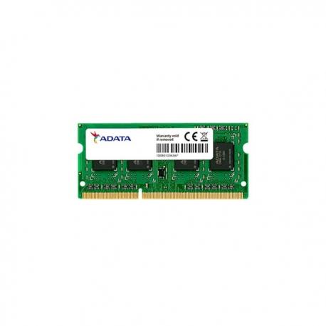 رم لپ تاپی اي ديتا DDR3L 1600 ظرفیت 4 گیگابایت