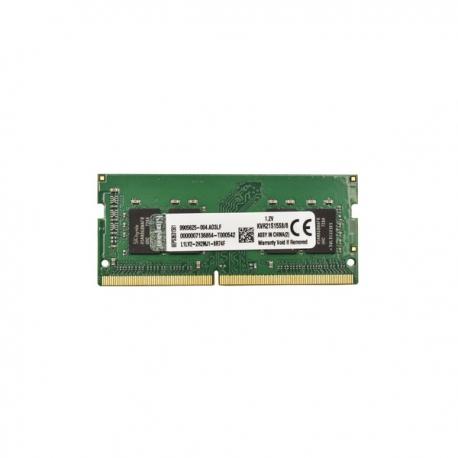 رم لپ تاپی کینگستون DDR4 2133S ظرفیت 8 گیگابایت