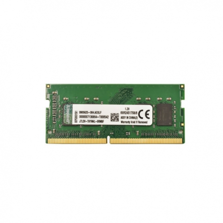 رم لپ تاپی کینگستون DDR4 2400S ظرفیت 8 گیگابایت