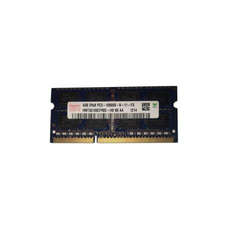 رم لپ تاپی هاینیکس DDR3 1333 ظرفیت 4 گیگابایت