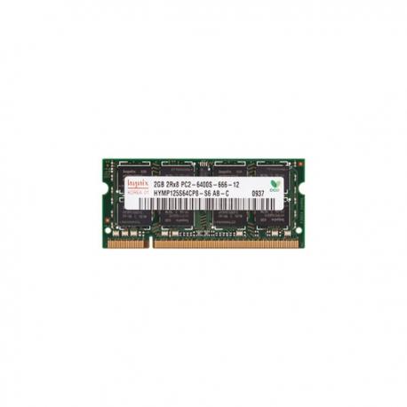رم لپ تاپی هاینیکس DDR2 800 ظرفیت 2 گیگابایت