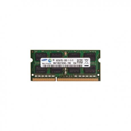رم لپ تاپی سامسونگ DDR3 1600 ظرفیت 4 گیگابایت