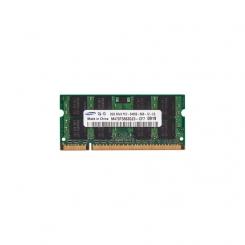 رم لپ تاپی سامسونگ DDR2 800 ظرفیت 2 گیگابایت