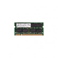 رم لپ تاپی میکرون DDR2 800 ظرفیت 2 گیگابایت