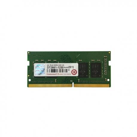 رم لپ تاپی ترنسند DDR4 2400 ظرفیت 4 گیگابایت
