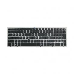 کیبورد لپ تاپ HP EliteBook 8560w