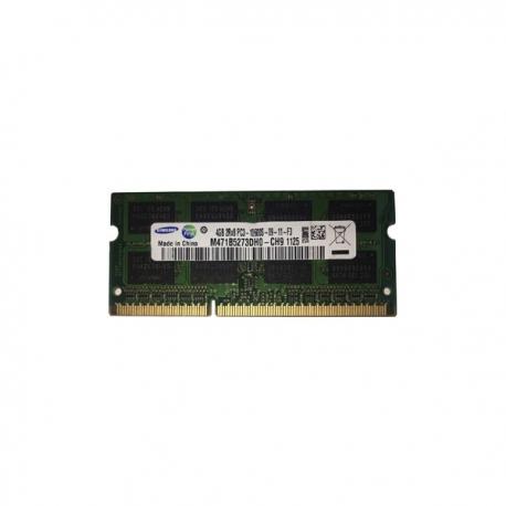 رم لپ تاپی سامسونگ DDR3 1333 ظرفیت 4 گیگابایت