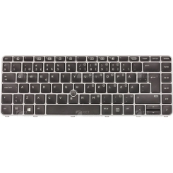 کیبورد لپ تاپ HP EliteBook Folio 9470m