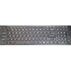 کیبورد لپ تاپ MSI GE62VR Apache Pro