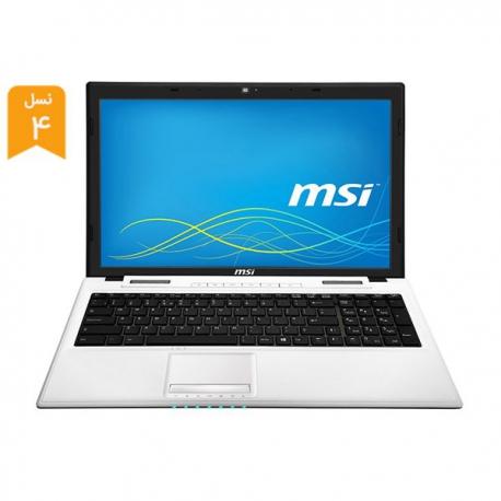 لپ تاپ دست دوم MSI CX61