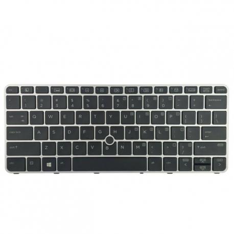 کیبورد لپ تاپ HP EliteBook 820 G3