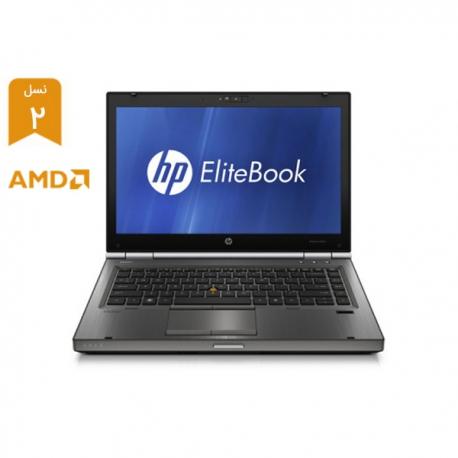 لپ تاپ استوک HP Workstation 8460w