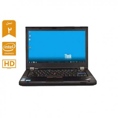 لپ تاپ استوک Lenovo ThinkPad T420