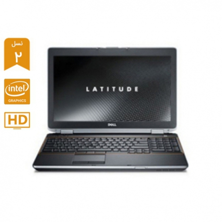 لپ تاپ Dell Latitude E6520