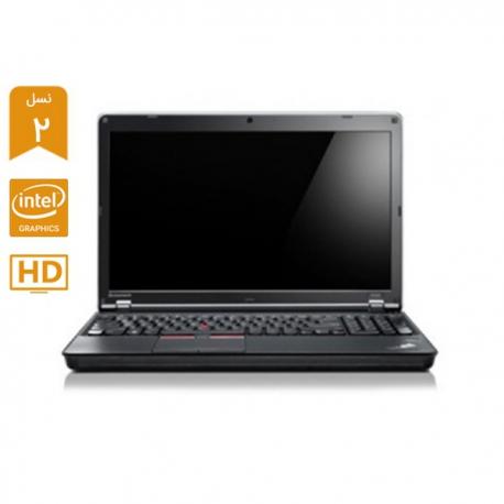 لپ تاپ استوک Lenovo ThinkPad Edge E520