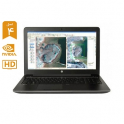 لپ تاپ دست دوم HP ZBook 15 Workstation