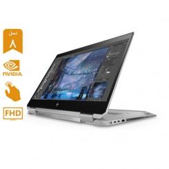 لپ تاپ استوک HP ZBook 15 Studio X360 G5
