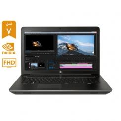لپ تاپ استوک HP ZBook 17 G4