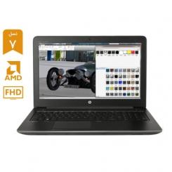 لپ تاپ استوک HP ZBook 15 G4 AMD