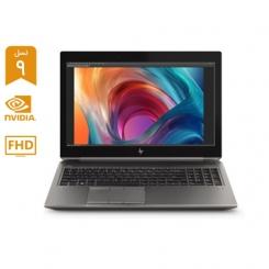 لپ تاپ استوک HP ZBook 15 G6