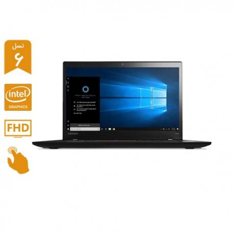 لپ تاپ استوک Lenovo ThinkPad T460s
