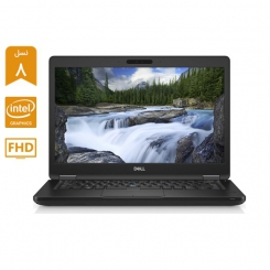 لپ تاپ استوک Dell Latitude 5490
