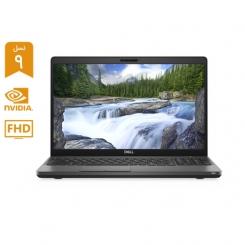 لپ تاپ استوک Dell Latitude 15 5501
