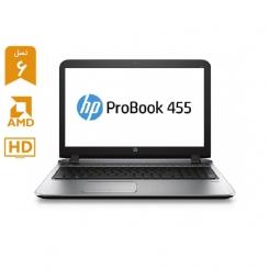 لپ تاپ استوک HP ProBook 455 G3
