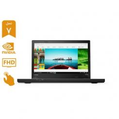 لپ تاپ استوک Lenovo ThinkPad T470p