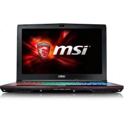 لپ تاپ دست دوم MSI GE62 6QF