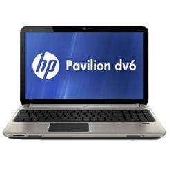 لپ تاپ دست دوم HP Pavilion DV6-6166