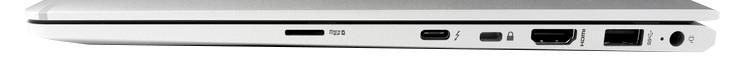 اتصالات HP EliteBook x360 1030 G2