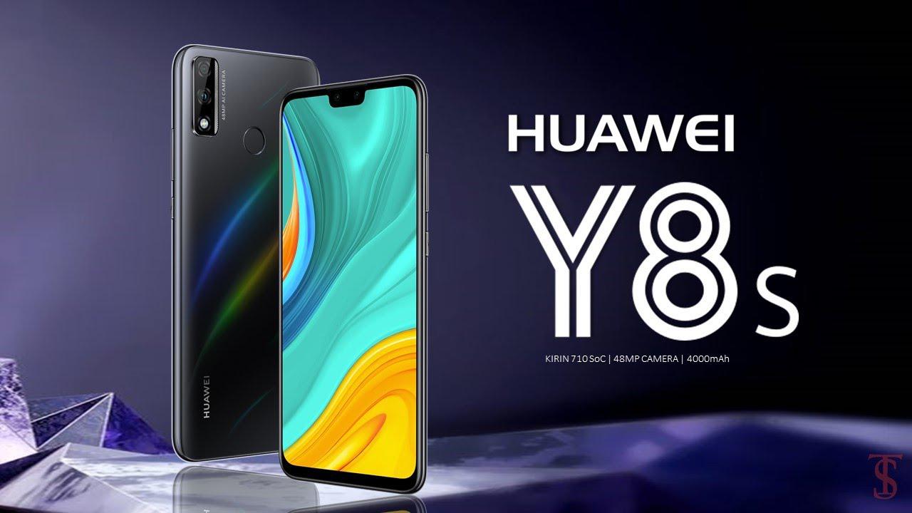 بهترین گوشی Huawei Y8s