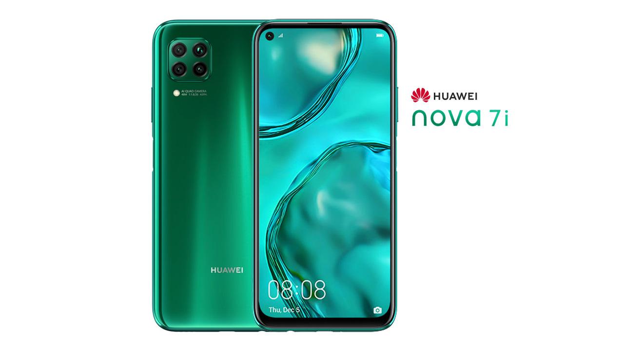 بهترین گوشی Huawei nova 7i
