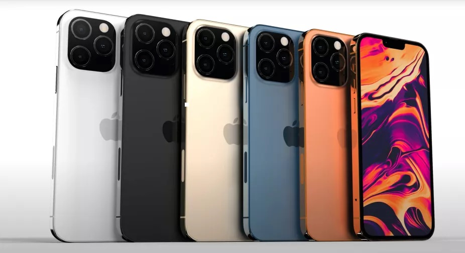 iphone13 colors