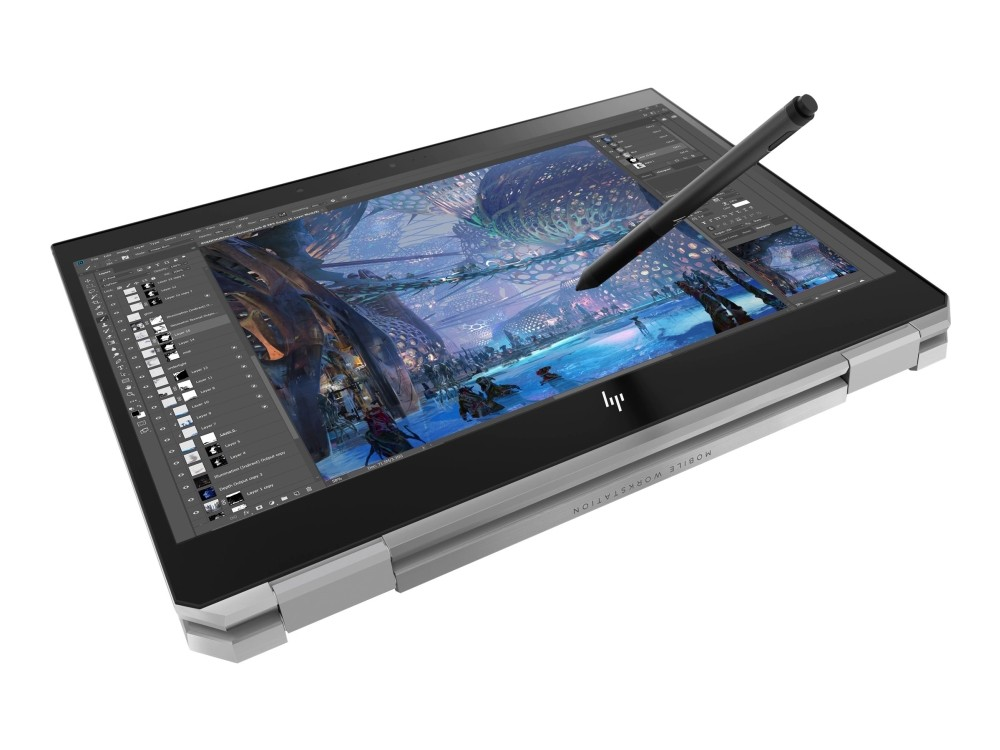 لپ تاپ HP ZBook 15 studio G5 X360 Touch