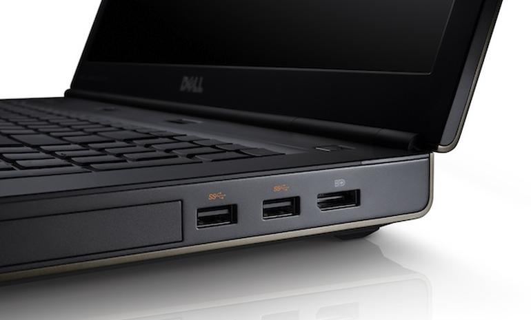 پورت های لپ تاپ Dell Precision M6600