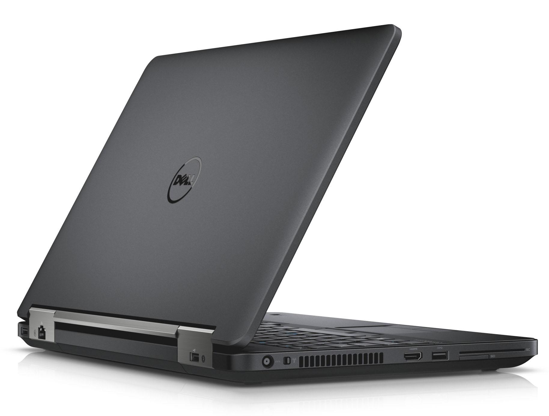 طراحی لپ تاپ Dell Latitude E5540