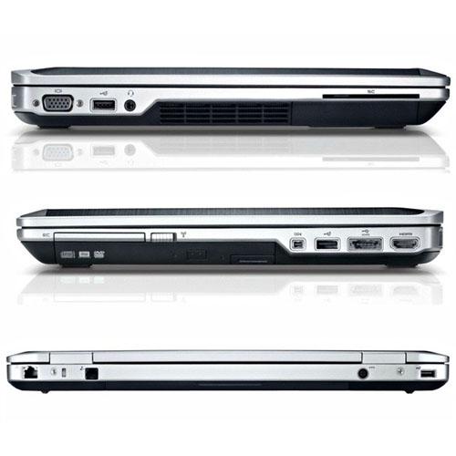 پورت های لپ تاپ Dell Latitude E6320