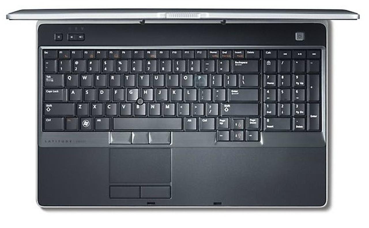 صفحه کلید Dell Latitude E6530