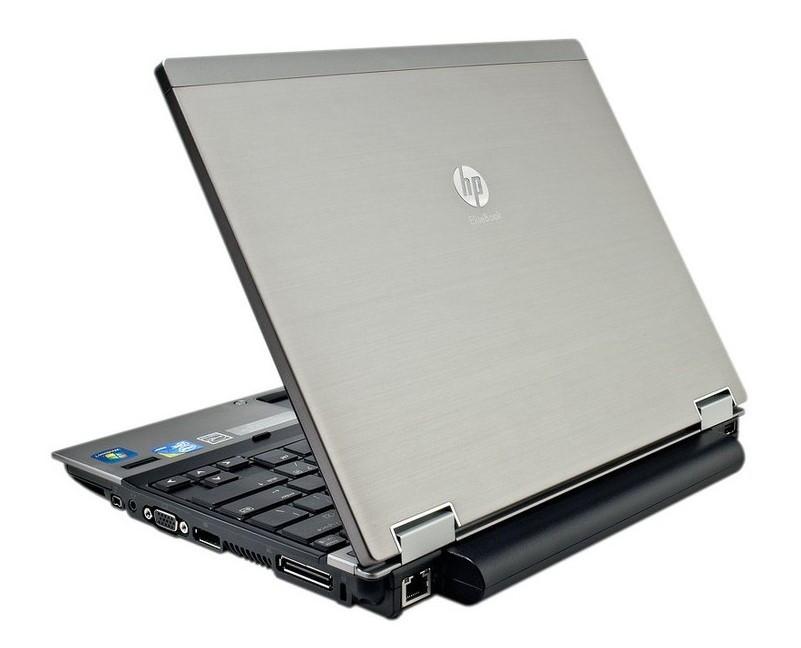 طراحی لپ تاپ HP Eliteook 2540p