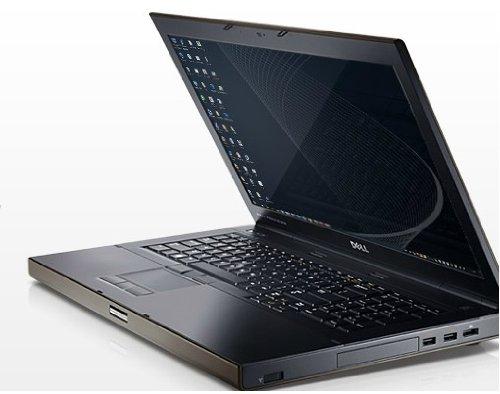 طراحی لپ تاپ Dell Precision M6600