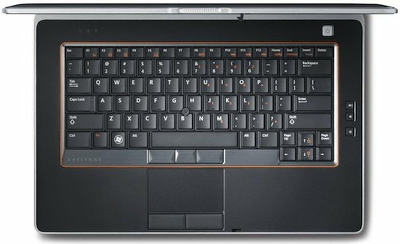 صفحه کلید لپ تاپ Dell Latitude E6420