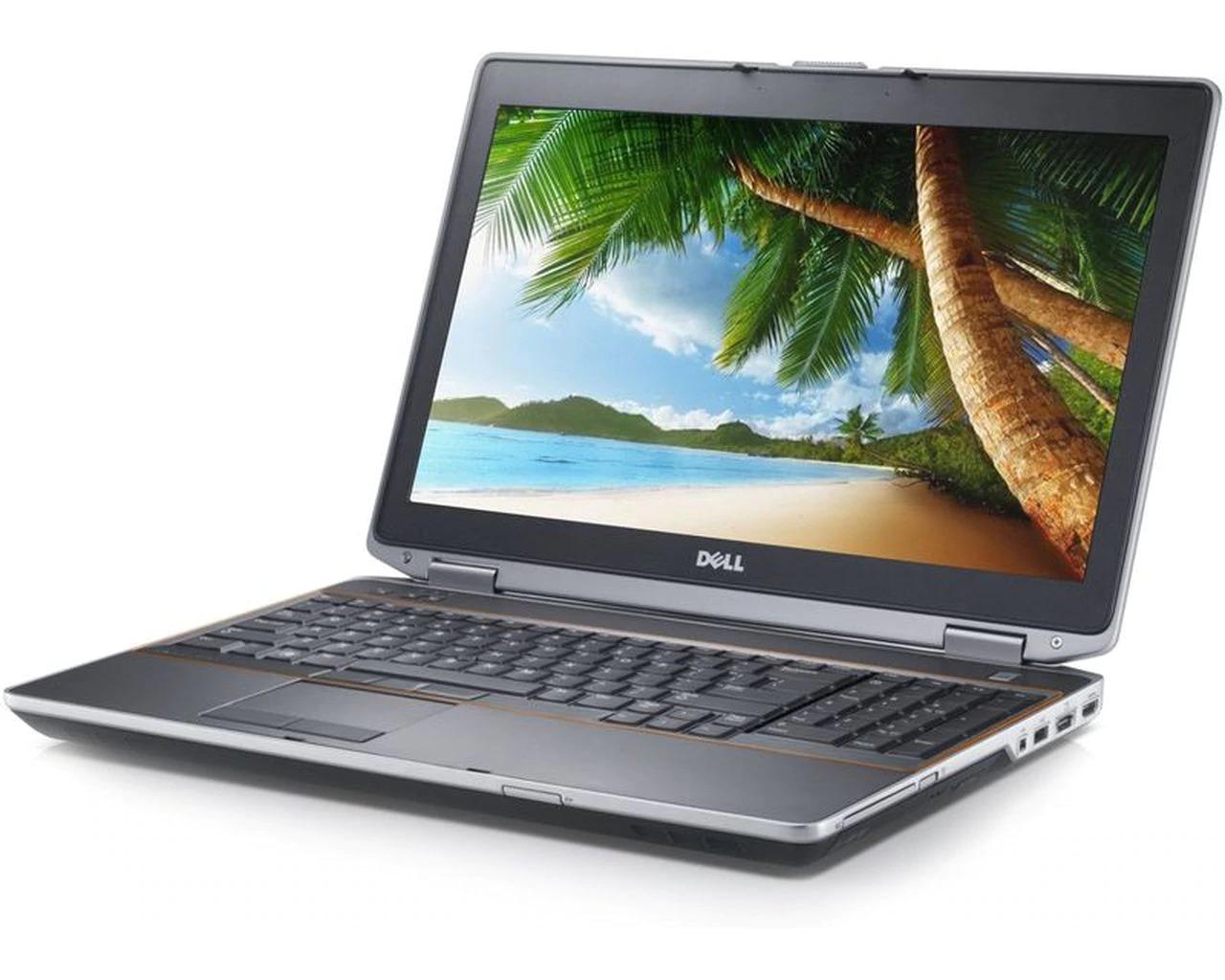 صفحه نمایش Dell Latitude E6520