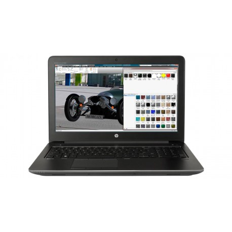 لپ تاپ HP ZBook 15 studio G4