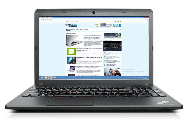 صفحه نمایش لپ تاپ Lenovo ThinkPad E540