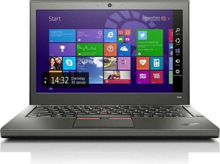 صفحه نمایش لپ تاپ Lenovo ThinkPad X250