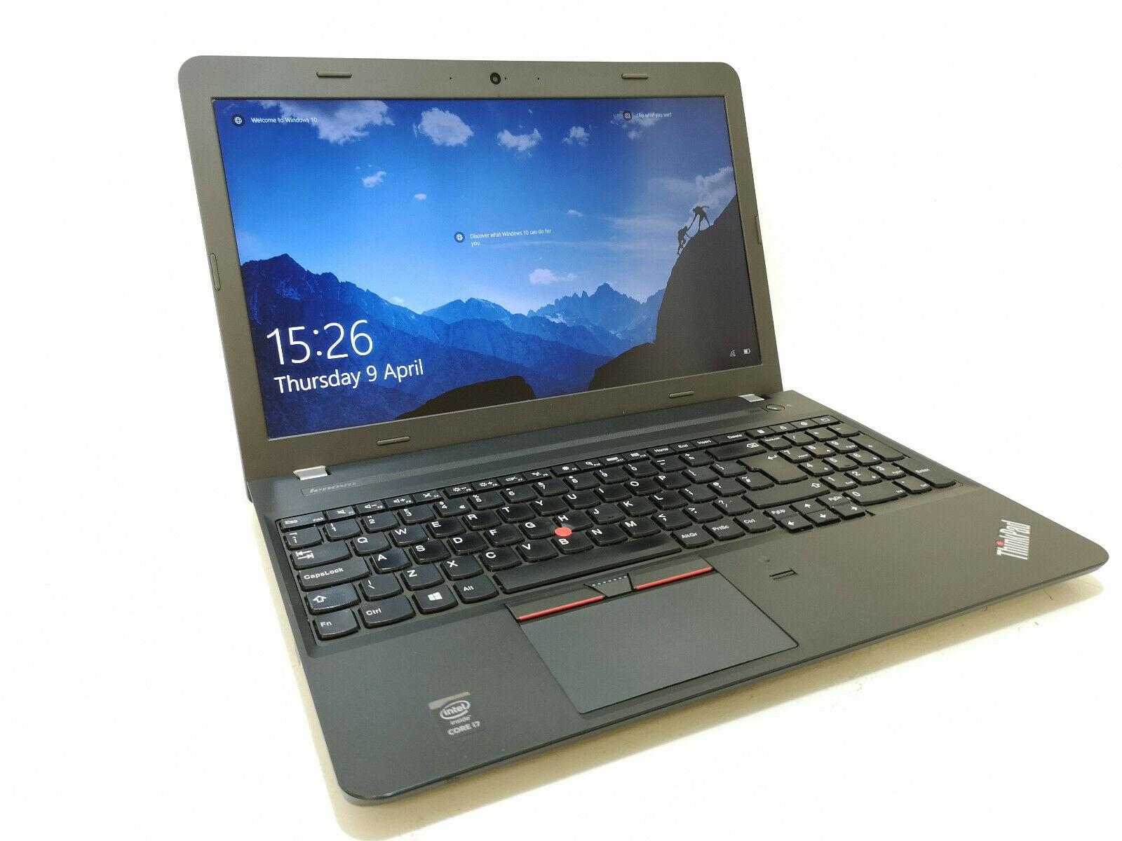 صفحه نمایش لپ تاپ Lenovo ThinkPad E550